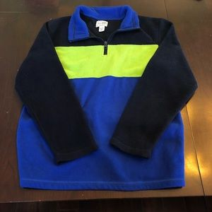 Children's Place fleece pullover